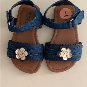 Toddler Girls Michael Kors Sandals